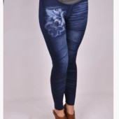 Махровые лосины отличного качества под джинсы эмитация!!!Размер 48-54!Укр почта 5% скидка!