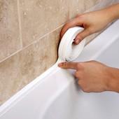Бордюрная лента для ванн и раковин 3,2м х 3.8мм аа11