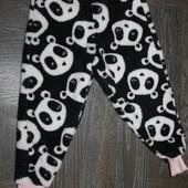 сток теплые штанишки на 2-3 года
