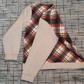 Кофта, свитер, свитшот, теплый, плотный р.52-54