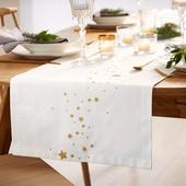 ❖Скатерть-дорожка для украшения стола, от тсм Tchibo (чибо), Германия