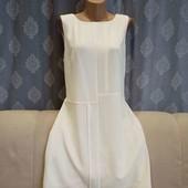 Белоснежное шикарное платье от Next, p. L-XL