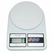 Весы кухонные электронные с дисплеем 1 г - 7 кг