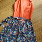 Лёгкое красивое платье, новое