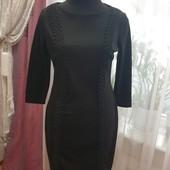 Платье как новое ТМ Oodji размер 44-48, смотрите замеры