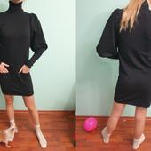 Отличные теплые и нарядные платья ТМ Benetton,Mangj, Oggi,р.42-48,есть замеры, одно на выбор