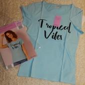 женская футболка от Blue Motion.