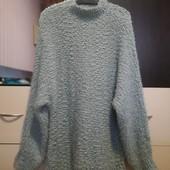 Классный удлиненный свитер оверсайз, очень красивого цвета. Boohoo. p. L