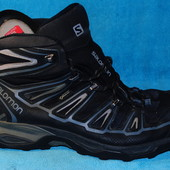 salomon зимние термо ботинки 45 р