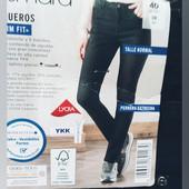 Плотные, эластичные джинсы от Esmara размер 38