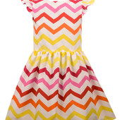Детские платья в цветах и размерах. 100% Хлопок