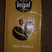Молотый кофе 250 гр. 100 % арабика до 03.2022 Привезено из Франции