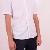Летняя мужская рубашка .Размер 56-58