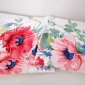 Набор красивых полотенец из хлопка отличного качества!