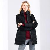 Комбинированное пальто Tchibo Германия, р 38евро (наш 44)