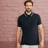 Качественная футболка поло из хлопка Livergy Германия размер XL (56/58)
