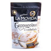 Вкусное капучино 130 грамм La Movida со вкусом шоколада или ореха(одно на выбор)