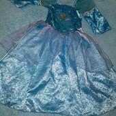 Обалденное платье к 8 Марта на 5-10 лет