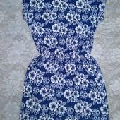 платье 48 размер вискоза