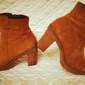 Ботинки Gabor, стелька 25 см, на 38-39 размер. Бесплатная доставка УП