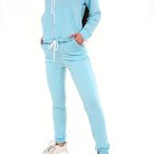 Спортивный костюм Soft голубой