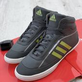 Кожа! Хайтопы *Adidas* Изготовлены в Индонезии