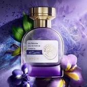 Парфюмерная вода artistique iris fetiche avon для нее, 50 мл