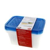Набор 3 шт контейнер пищевой по 2 литра Ernesto