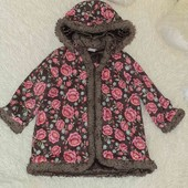 Пальто деми на девочку 1.5-2года