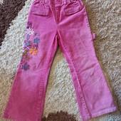 Джегинсы, джинсы вельветовые Esprit 104 рост.