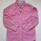 Рубашка H&M 4-5л, 110р. Состояние новой