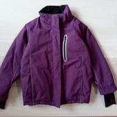 Зимняя термо куртка H&M в отличном состоянии на 9-10 лет рост 134-140 см