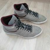 Замшывые кроссовки (сникерсы) /Adidas /38 размер!!!