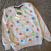 Свитшоты модные Among Us 7-12 лет