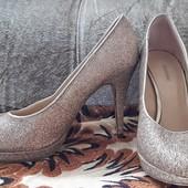 Блестящие туфли graceland