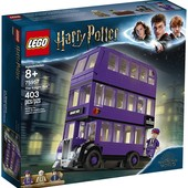 Lego конструктор Harry Potter knight bus оригінал Лего автобус Гарри Поттер