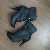 Демисезонные ботинки от New Look.Стелька 23,5 см . Хорошее состояние