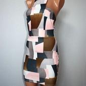 Качество! Стильное платье с легкой фактурой от Boohoo, в новом состоянии