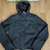 Не пропустите!Шикарная стильная курточка р.S.Идеал!Много лотов!