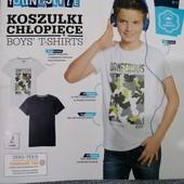 Блиц-цена! Набор футболок на 9 лет рост 134! из Польши! качество премиум! хлопок!