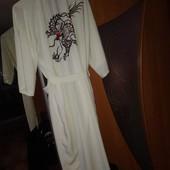 ! Шикарнейший халат, размер универсальный М,L.