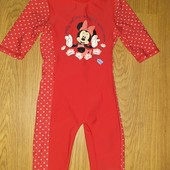 Купальный костюм с защитой от уф 2-3года замеры на фото
