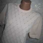 Симпатичный свитерок Мр., в идеале, грудь 50