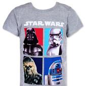 Крутая футболка STAR Wars оригинал !