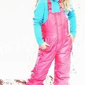 Лыжные брюки на девочку от Impidimpi. Германия