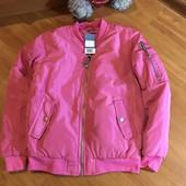 Куртка бомбер , р-р 152