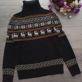 Теплый свитер рр S,M.