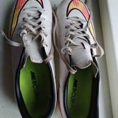 Бутсы копы Nike. Стелька 25 см. В идеале