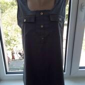 Стильная блузка с удлинённой спинкой . размер XL, наш 46,48,50