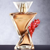 Женская парфюмерная вода So Fever Her Oriflame Орифлейм 50 мл